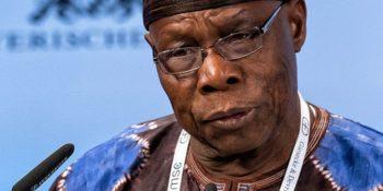 Ex- President, Olusegun Obasanjo