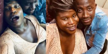 Tatelicious Karigambe-Sandberg and Kevin Ehigie