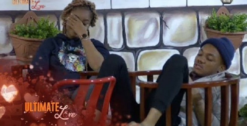 Ultimate Love's Jay and Nkechi