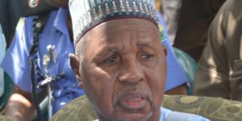 Katsina State Governor, Aminu Masari