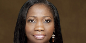 Chairman, Nigerians in Diaspora Commission, Abike Dabiri-Erewa