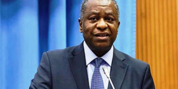 Minister of Foreign Affairs, Geoffrey Onyeama.