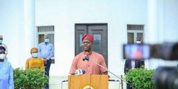 Oyo State governor, Seyi Makinde