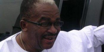 Lt. Gen. Oladipo Diya (retd.)