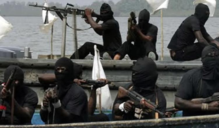 Nigerian pirates