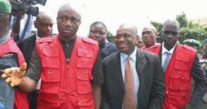 Former Abia State Governor, Orji Uzor Kalu