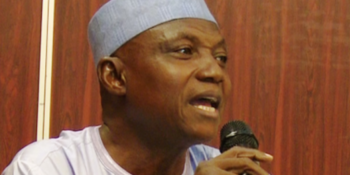 Senior Special Assistant to the President on Media & Publicity, Garba Shehu