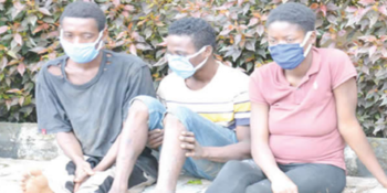 Robbery and murder suspects in Ondo, July 2020