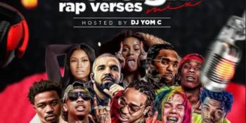 DJ Yomc - Foreign Rap Verses Mix 2.0