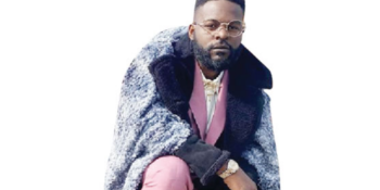 Singer, rapper, lawyer and social activist, Folarin Falana, popularly known as Falz