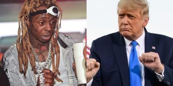 In one of his final flexes as POTUS, President Trump has given clemency to Lil Wayne.