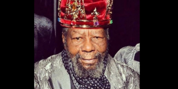 Legendary pioneer of the dancehall, U Roy