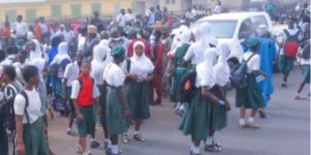 Hijab controversy in schools
