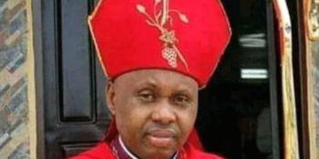 Archbishop of the Province of the Niger and Bishop of Awka Diocese, Most Rev Alexander Chibuzo Ibezim