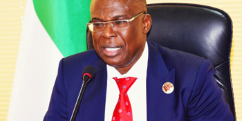 Minister of State for Petroleum Resources, Chief Timipre Sylva