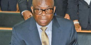 Former Chief Justice of Nigeria, Walter Onnoghen