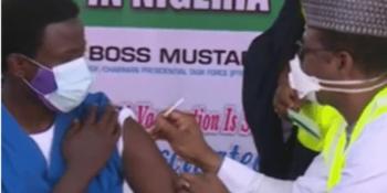 COVID-19 vaccination in Nigeria