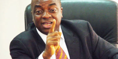 Presiding Bishop of the Living Faith Church Worldwide (a.k.a Winners' Chapel) David Oyedepo