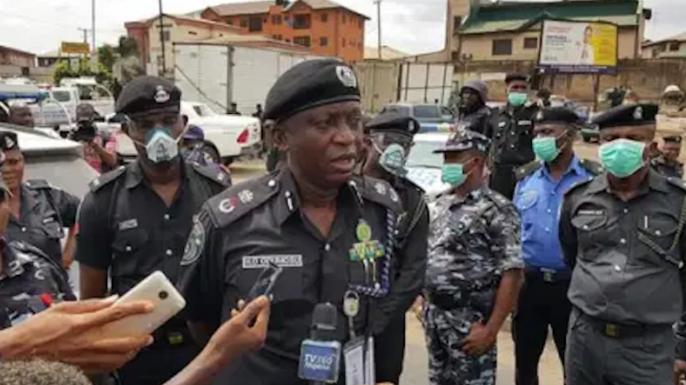 Commissioner for Police, Lagos State Command, Mr. Hakeem Odumosu
