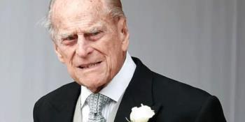 Prince Philip, Queen Elizabeth II's husband
