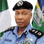 Inspector-General of Police, Mr. Alkali Usman