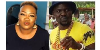 Comedienne Princess and embattled Yoruba actor, Olanrewaju James, popularly known as Baba Ijesha
