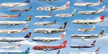 International airlines