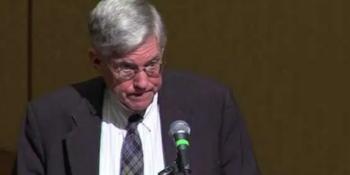 Former United States Ambassador to Nigeria, Dr. John Campbell