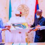 President Muhammadu Buhari and the MTN Group