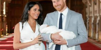 Prince Harry and Meghan Welcome Baby Girl