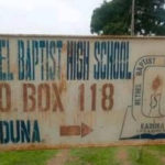 Bethel Baptist High School in the Chikun Local Government Area of Kaduna State