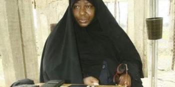 Sheikh Ibraheem Zakzaky wife, Zeenat