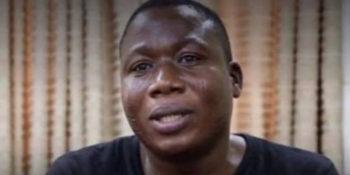 Yoruba Nation agitator, Sunday Adeyemo, more commonly called Sunday Igboho