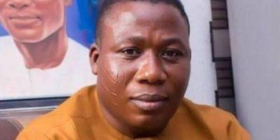Yoruba freedom fighter, Sunday Adeyemo, popularly known as Sunday Igboho