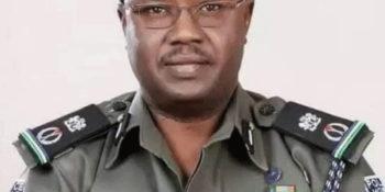 Assistant Inspector General (AIG) of Police Zone 10, Ali Aji Janga